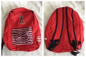 LA angels anaheim baseball BACKPACK - brand new for Sale in Tustin, CA