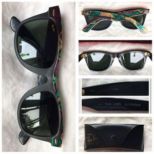 Vintage Ray Ban Raybans special edition for Sale in Riverside, CA