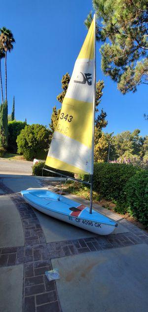 Hobie 10 sail boat for Sale in Glendora, CA