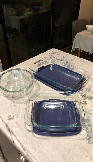 Pyrex serveware baking dishes for Sale in San Diego, CA