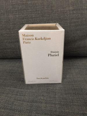 Women's Perfume Maison Francis Kurkdjian Paris feminin Pluriel for Sale in Sunrise, FL