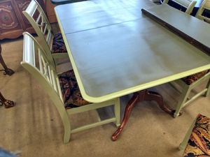 Green kitchen table for Sale in St. Louis, MO