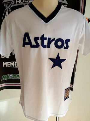 Houston Astros Jeff Bagwell Jersey XL New for Sale in Pasadena, TX