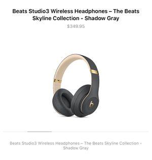 Beats Studio3 Wireless Headphones for Sale in Woodburn, OR