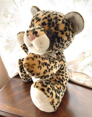 "18"" Vintage Leopard Plushie 🐆 for Sale in San Francisco, CA"