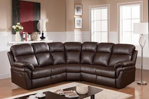 Large sectional with recliners for Sale in Las Vegas, NV