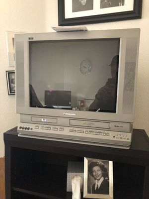 Panasonic tv and vhs tv for Sale in Carlsbad, CA