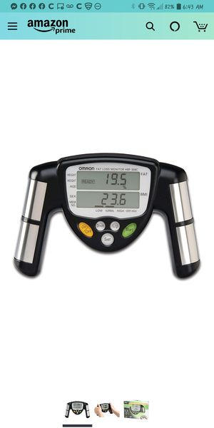 Omiron Fat Loss Monitor HBF-306c for Sale in Canton, TX