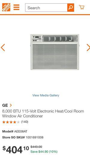 GE window AC for Sale in Riverside, CA
