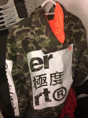Bape & Super Dry Hoodie for Sale in Washington, DC