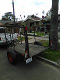 Utility trailer heavy duty for Sale in Los Angeles, CA