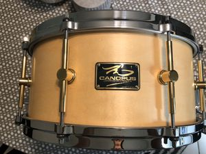 """Canopus """"The Maple"""" Snare Drum for Sale in Lake Worth, FL"""