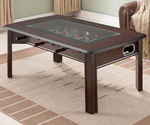 Foosball coffee table for Sale in Salt Lake City, UT