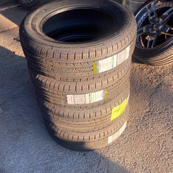 (New) Westlake Auto Car Tires Size:215/60/16 for Sale in Santa Fe Springs,  CA