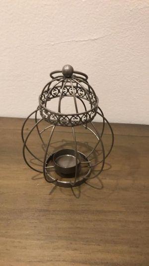 8 metal tea light lanterns for Sale in Miami, FL