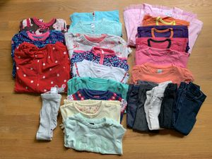 Baby/toddler girl fall/winter clothes size 18-24 months for Sale in Issaquah, WA