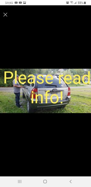 Kia Sportage for Sale in Fairmont, WV