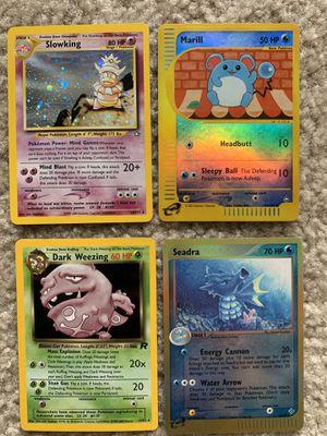 Pokémon cards. 45 obo for Sale in Arlington, VA
