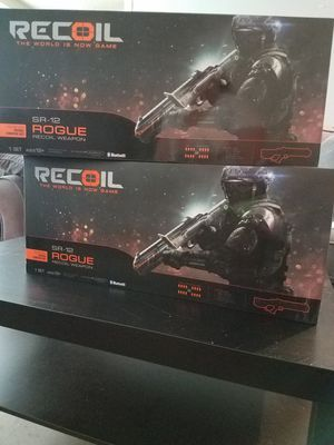Recoil laser tag equipment for Sale for sale  Queens, NY