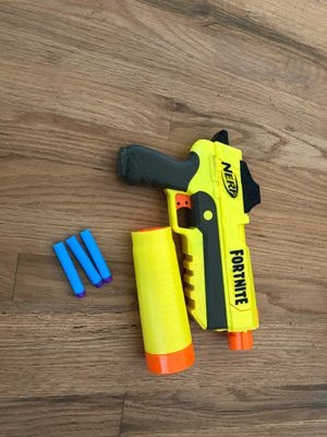 Fortnite nerf gun for Sale in Bloomingdale, IL