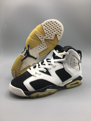 Air Jordan 6 Retro GS Size 4.5Y 'Oreo' for Sale in Daly City, CA