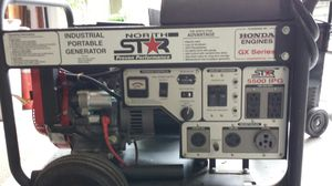 Portable Honda Generator 5500 Watts for Sale in Osseo, MN