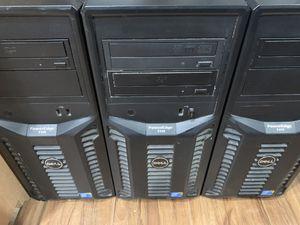 Dell PowerEdge T110 Desktop Server Tower Computer PC Quad Core Xeon 16GB 1TB SATA for Sale in Del Mar, CA