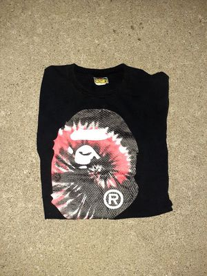 Bape tee black for Sale in Temple City, CA