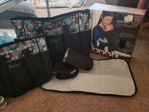 Baby bag and carrier for Sale in Orlando, FL