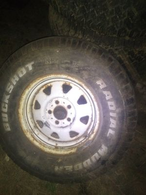 Jeep rims for Sale in Puyallup, WA