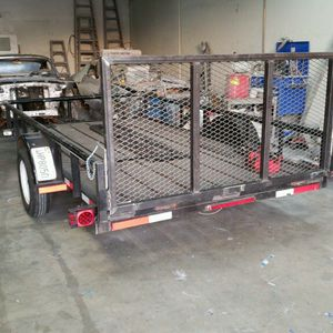 12ft Rzr Trailer for Sale in Ontario, CA