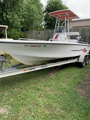 2005 Sea Chase 23 foot center consul 200 hp Yamaha for Sale in Houston, TX