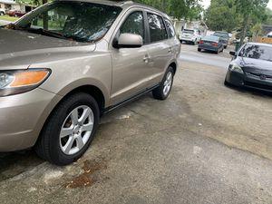 08 Hyundai Santa Fe platinum Limited addition for Sale in Jacksonville, FL