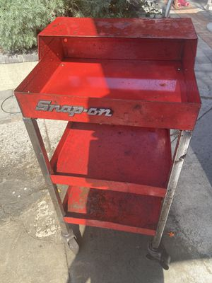 Snap on tool cart for Sale in Vista, CA