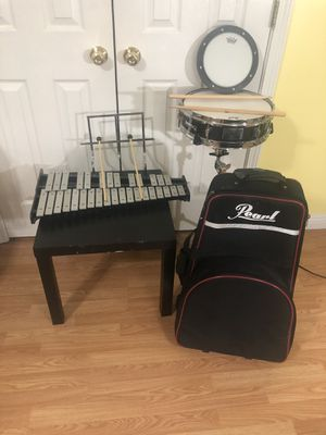 Pearl Percussion Set 🎼 for Sale in Smyrna, TN