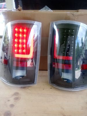 09 17 Dodge Ram tail lights for Sale in Houston, TX