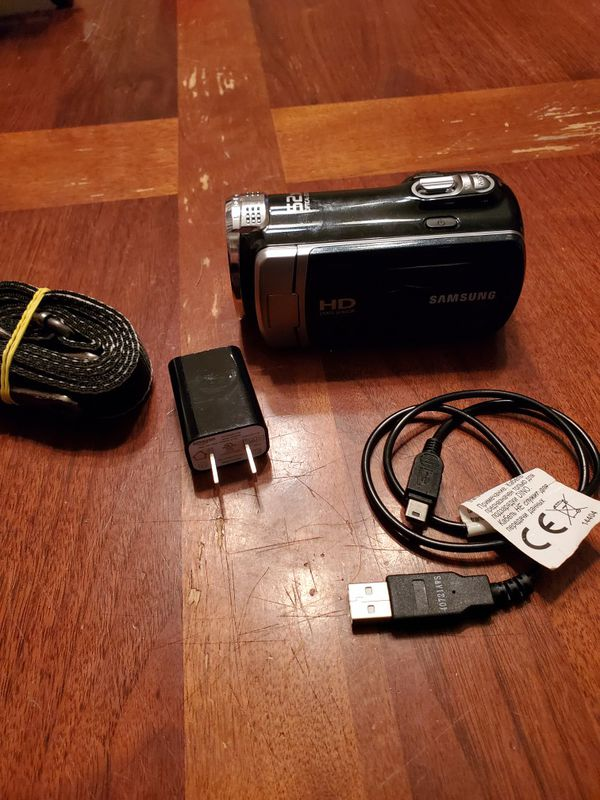 Samsung HMX F-90 camcorder