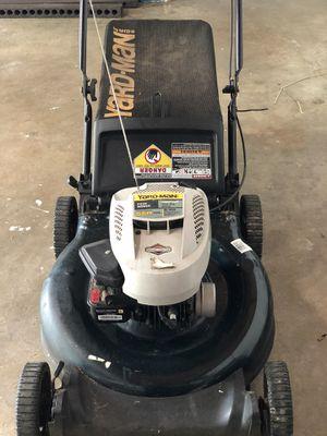 YardMan Lawn mower for Sale in Ballwin, MO