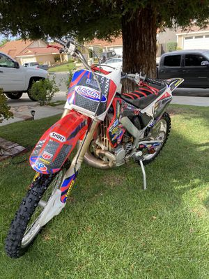 Honda Cr250r for Sale in Santa Clarita, CA