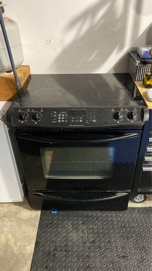 Frigidaire range stove cooktop for Sale in Gresham, OR
