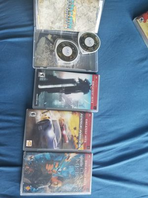 PSP games for Sale in Placentia, CA