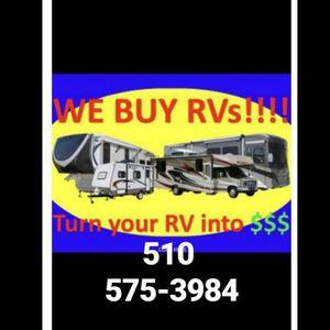 RVs for Sale in Hayward, CA