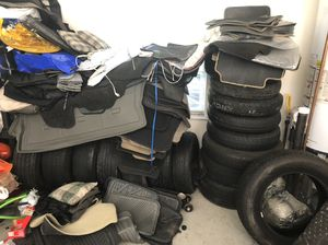 Tires and car carpets for Sale in Brentwood, TN