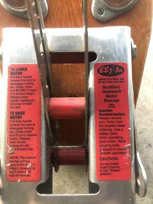 Motor mount for trolling motor for Sale in West Point, UT
