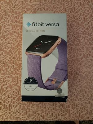 Fitbit versa for Sale in St. Peters, MO
