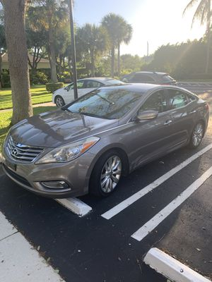 2012 Hyundai Azera 3.8l Sedan for Sale in LAUD BY SEA, FL
