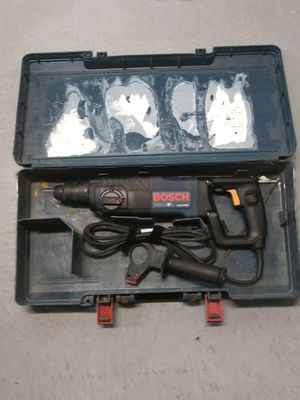 Bosch Bulldog roto hammer for Sale in Hillsboro, OR