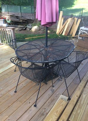 Patio furniture for Sale in Woburn, MA