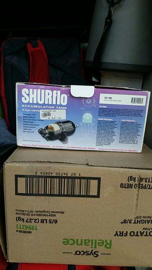 New Surflo Pressure Accumulation Tank for Sale in Lodi, CA