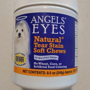 Angel's Eyes Natural Tear Stain Soft Chews for Sale in Fresno, CA